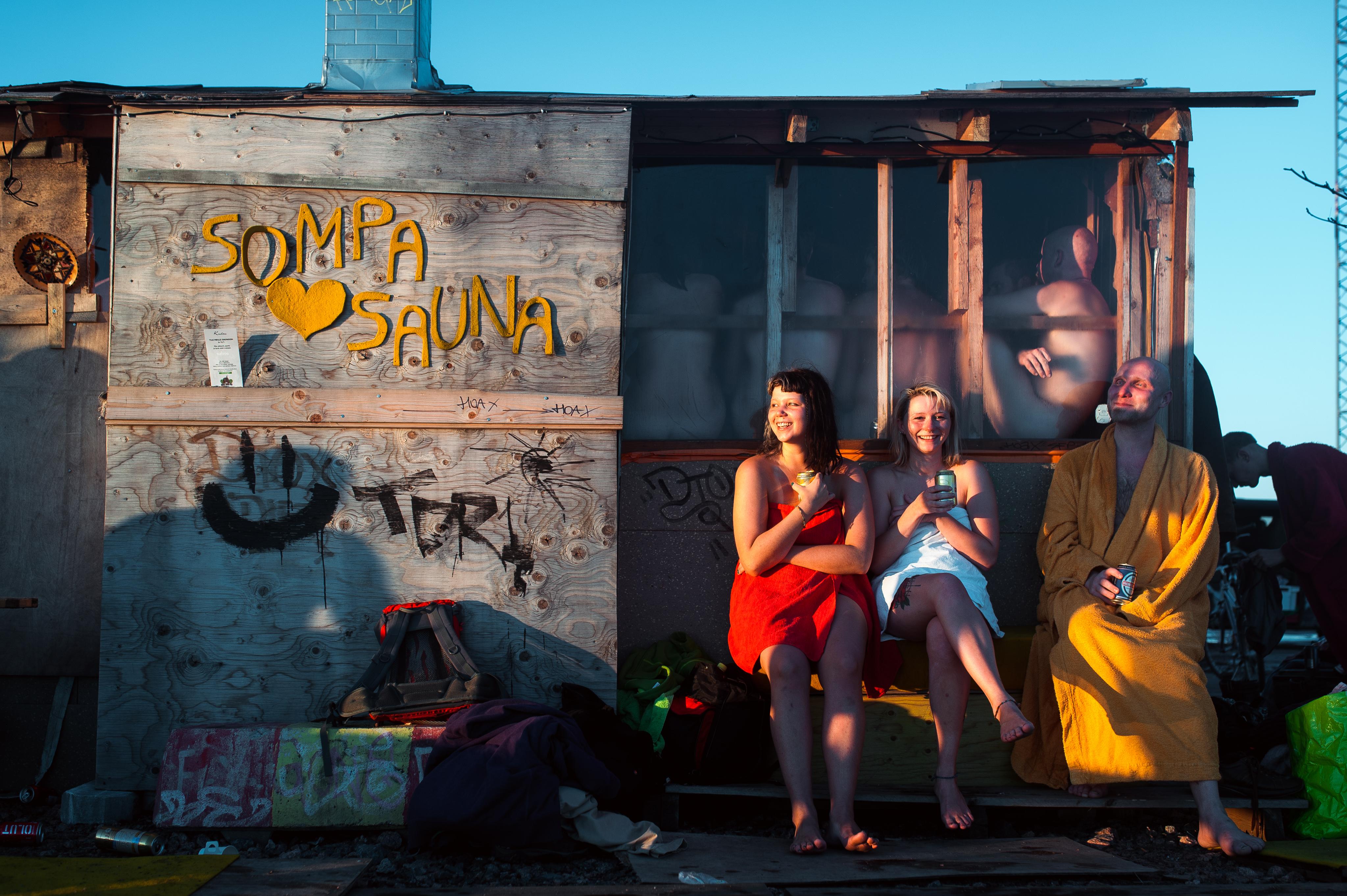 Helsinki Sauna Day © Eetu Ahanen, Visit Helsinki