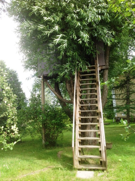 trampoliini anttila Pietarsaari