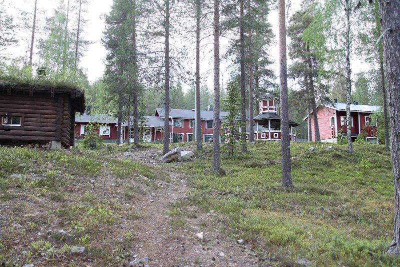Kuerkievari, Ylläs/Äkäslompolo