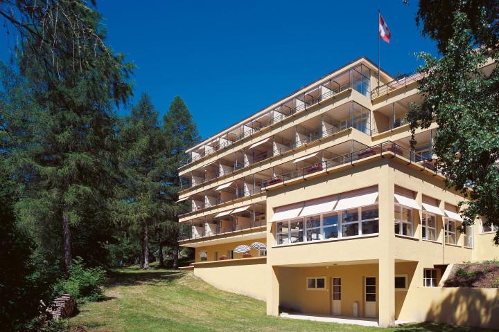HI Bella Lui House, Crans Montana, Sveitsi