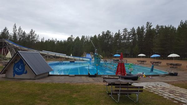 Tapion Tupa, Tapioland, Kalajoki