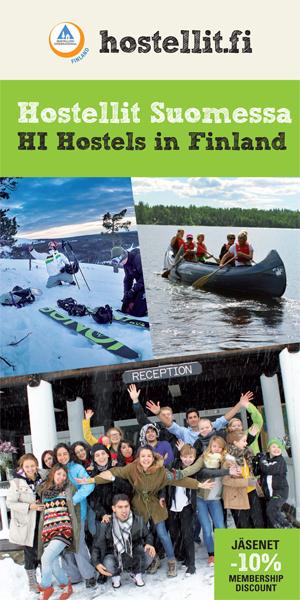 Hostellit Suomessa 2018