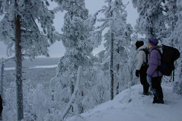 Nuoriso-ja luontomatkailukeskus Oivanki, Kuusamo. Oulangan kansallispuisto