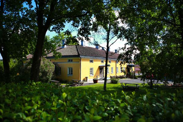 Tuorlan Majatalo, Piikkiö