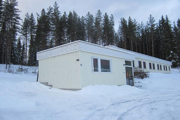 Hostelli Hirvaskangas, Äänekoski