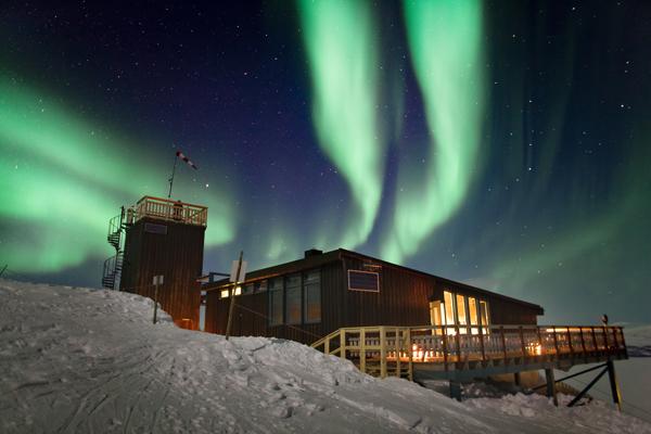 Aurora Skystation, Abisko