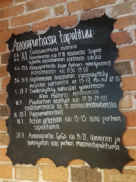 Hostellijärjestön järjestöreissaajat Nuorisokeskus Anjalassa Kouvolassa