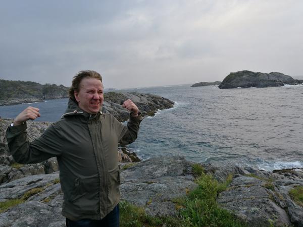 Vuoden hostellireissaaja 2019-ehdokas Henri Tossavainen