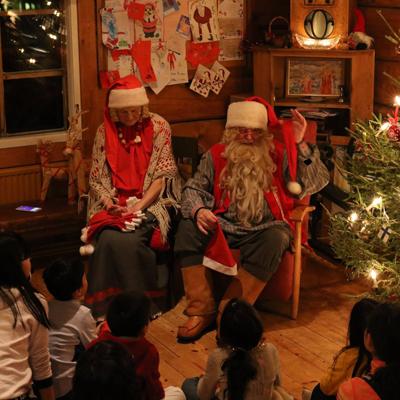 Hostellit joulunviettäjille