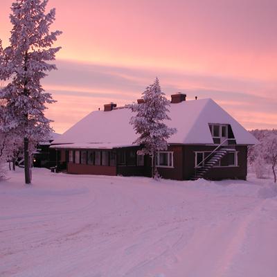Hostel Ahopää, Saariselkä