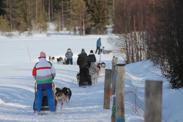 Nuoriso- ja luontomatkailukeskus Oivanki, Kuusamo