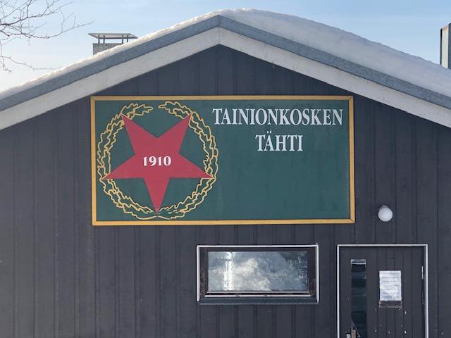 Tainionkosken Tähti, Hostel Ukonlinna, Imatra