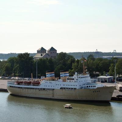 Laivahostel S/S Bore, Turku