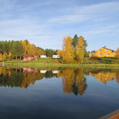 Lemmenjoen Lumo, Lemmenjoki
