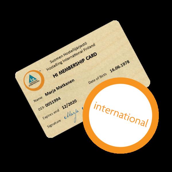 Kansainvälinen hostellikortti