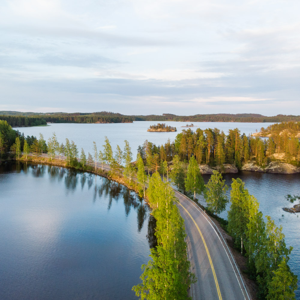 Visit finland scenery