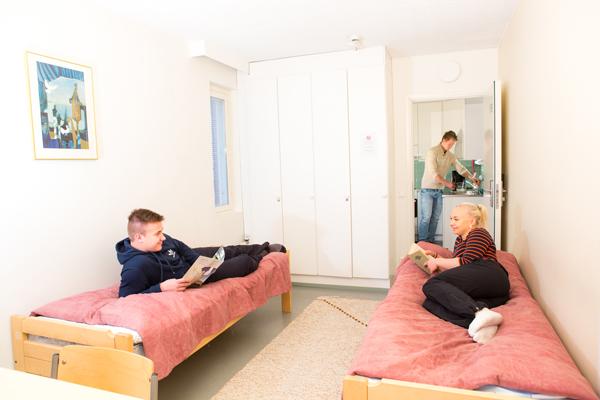 Finnhostel Joensuu huoneisto