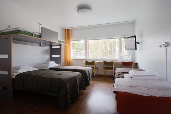 Hostel Linnasmäki, Turku