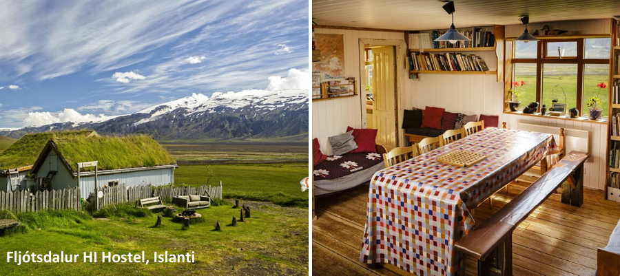 Ulkokuva Fljótsdalur HI Hostel, Islanti