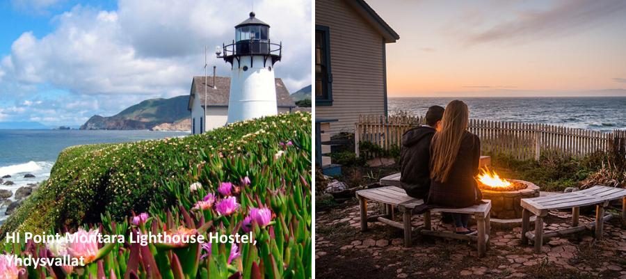 Mielenkiintoisimmat hostellit, ulkokuva HI Point Montara Lighthouse Hostel, Yhdysvallat