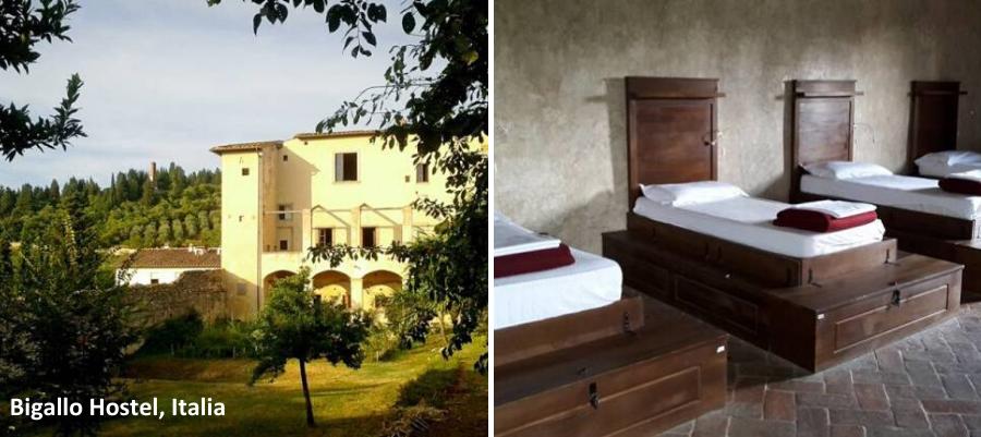 Huonekuva Bigallo Hostel, Italia