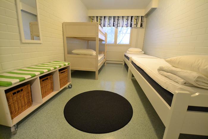 Nuorisokeskus Anjalan huone, Kouvola