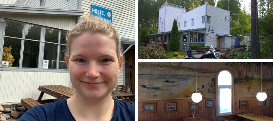 Iina Heinonen, Hostel Ukonlinna