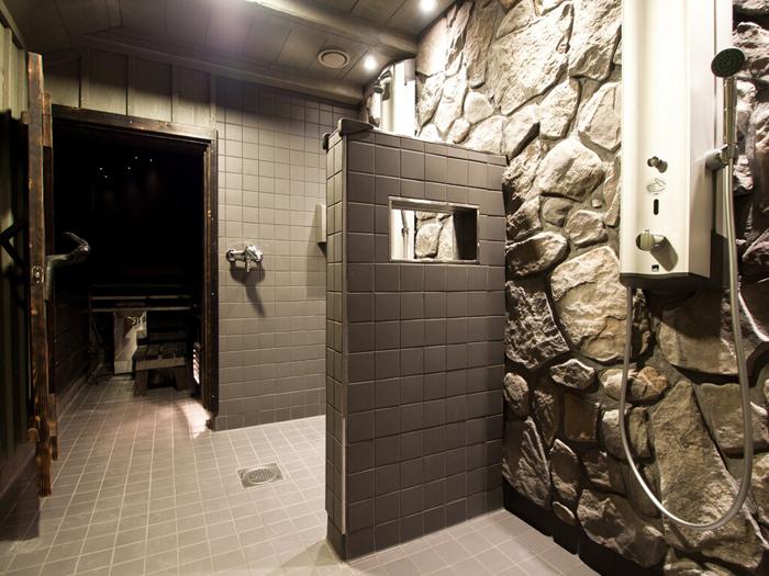 Eurohostel sauna, Helsinki