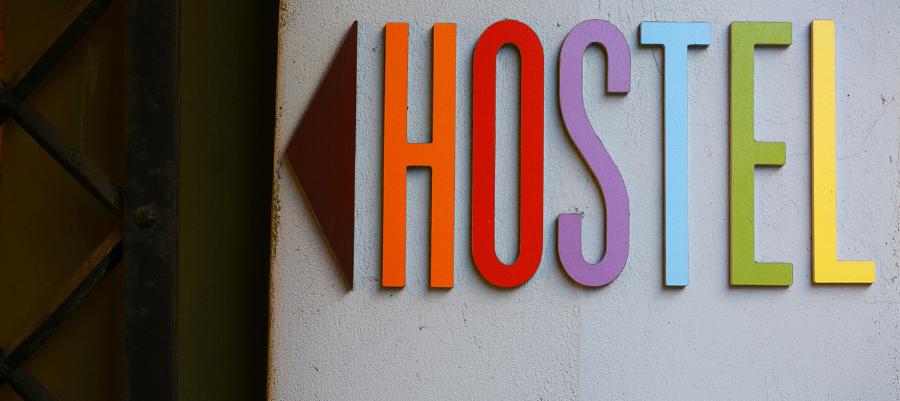 Hostel kirjoitus