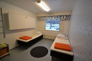 Nuorisokeskus Anjala huone