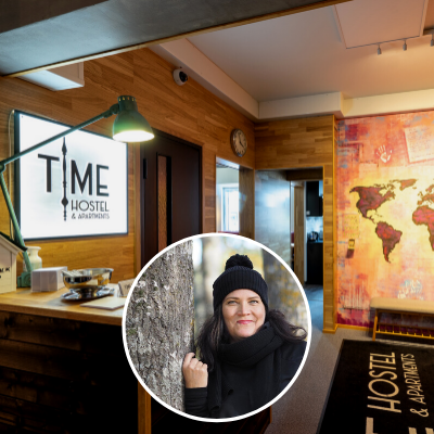 Time Hostel-Marita Saxberg