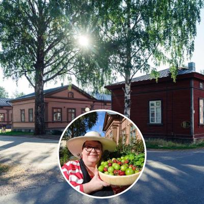 Marja Turunen ja Hotelli ja hostelli Marja